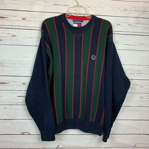 Tommy Hilfiger crest sweater vintage